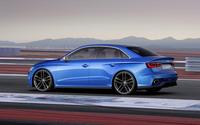 2014 Audi A3 quattro [5] wallpaper 2560x1600 jpg