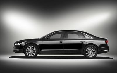 2014 Audi A8 L W12 quattro [4] wallpaper