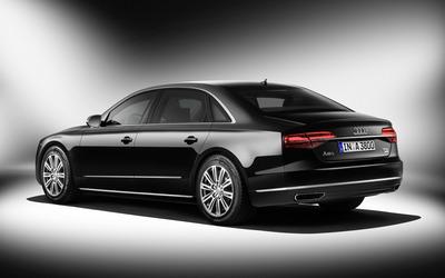 2014 Audi A8 L W12 quattro [9] wallpaper