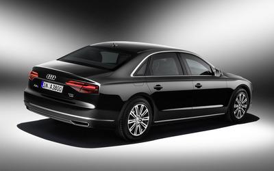 2014 Audi A8 L W12 quattro [10] wallpaper