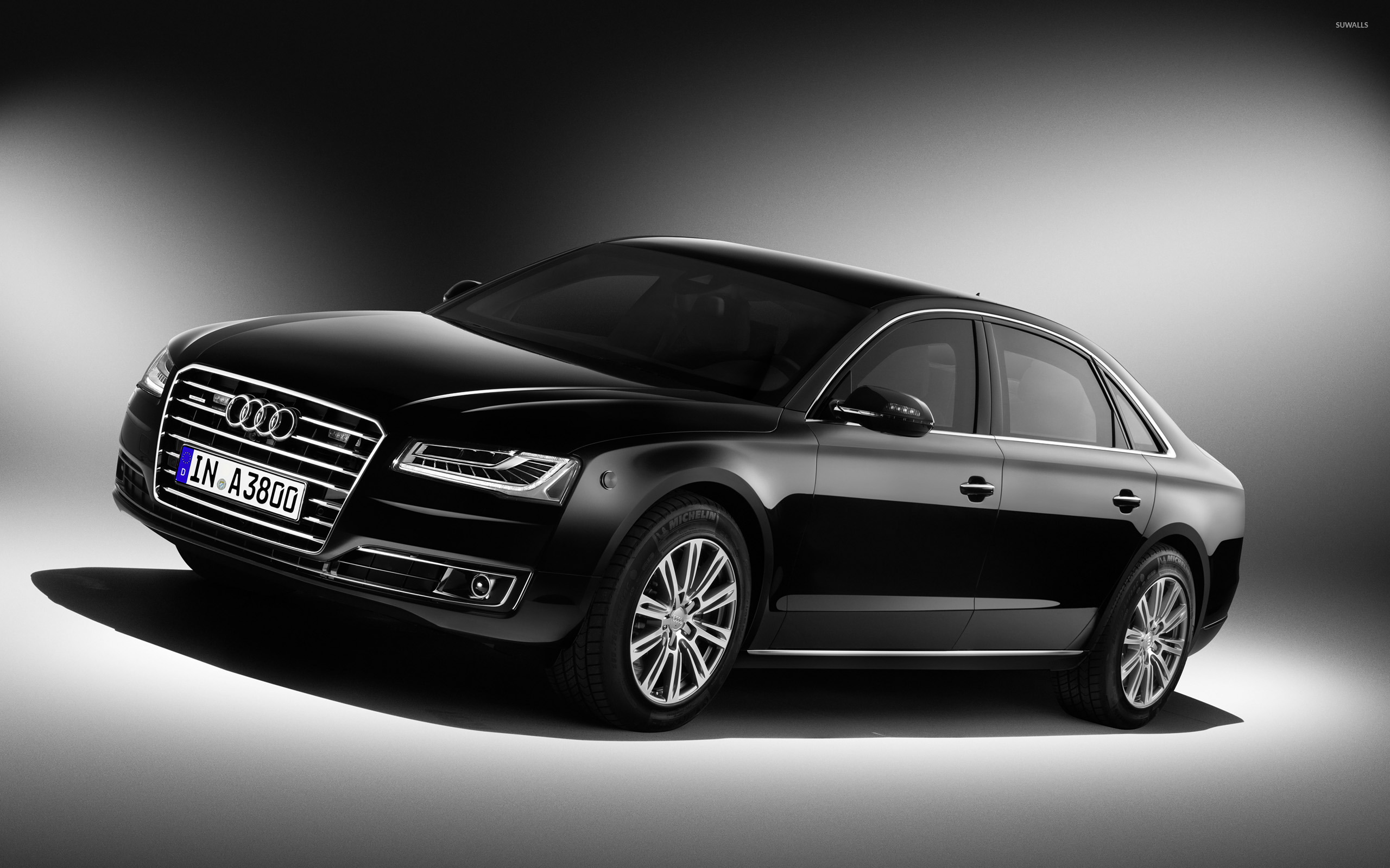 2014 Audi A8 L W12 quattro 8 wallpaper Car wallpapers