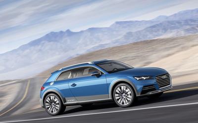2014 Audi allroad quattro e-tron [6] wallpaper