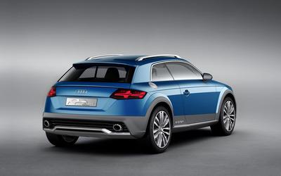 2014 Audi allroad quattro e-tron [7] wallpaper