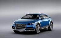 2014 Audi allroad quattro e-tron [3] wallpaper 2560x1600 jpg