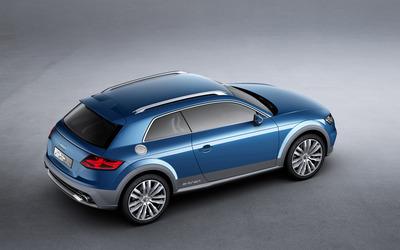 2014 Audi allroad quattro e-tron [10] wallpaper