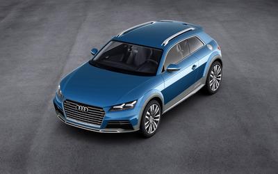 2014 Audi allroad quattro e-tron [5] wallpaper