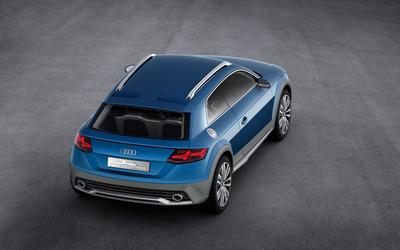 2014 Audi allroad quattro e-tron [9] wallpaper