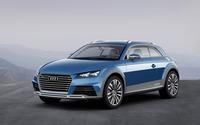 2014 Audi allroad quattro e-tron wallpaper 2560x1600 jpg