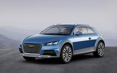 2014 Audi allroad quattro e-tron wallpaper