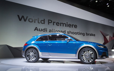 2014 Audi allroad quattro e-tron [8] wallpaper