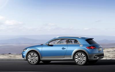 2014 Audi allroad quattro e-tron [2] wallpaper