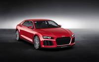 2014 Audi Quattro wallpaper 2560x1600 jpg