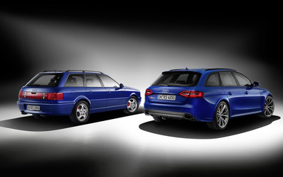 2014 Audi RS 4 [3] wallpaper