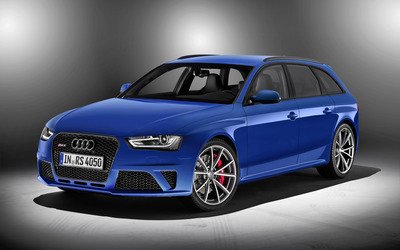 2014 Audi RS 4 wallpaper