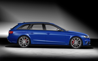 2014 Audi RS 4 [2] wallpaper