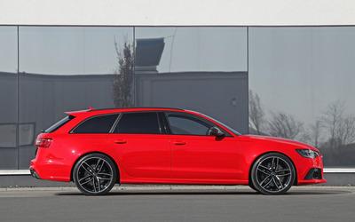 2014 Audi RS 6 [3] wallpaper