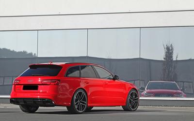 2014 Audi RS 6 [6] wallpaper