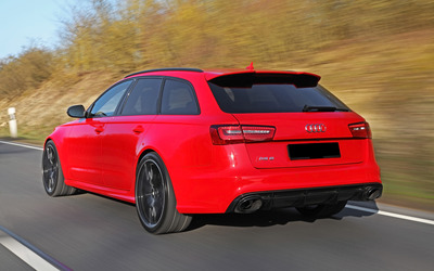 2014 Audi RS 6 [4] wallpaper