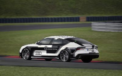 2014 Audi RS 7 [9] wallpaper