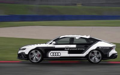 2014 Audi RS 7 [8] wallpaper