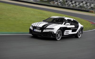 2014 Audi RS 7 [6] wallpaper