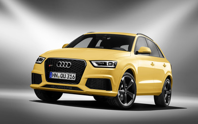 2014 Audi RS Q3 [3] Wallpaper