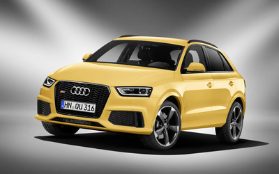 2014 Audi RS Q3 wallpaper