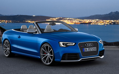 2014 Audi RS5 Cabriolet wallpaper
