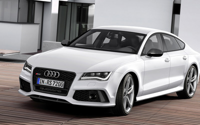 2014 Audi RS7 Sportback wallpaper