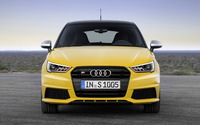 2014 Audi S1 Quattro [4] wallpaper 2560x1600 jpg