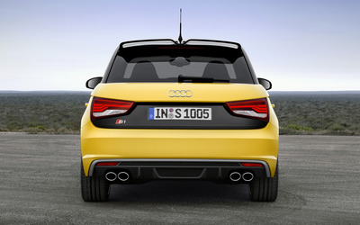 2014 Audi S1 Quattro [10] wallpaper