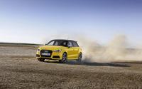2014 Audi S1 Quattro [2] wallpaper 2560x1600 jpg