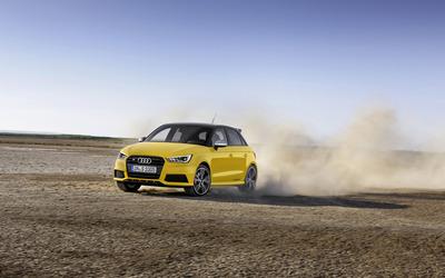 2014 Audi S1 Quattro [2] wallpaper