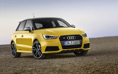 2014 Audi S1 Quattro [8] wallpaper