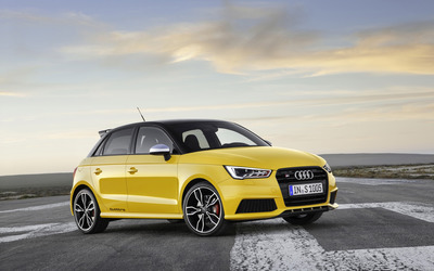 2014 Audi S1 Quattro [3] wallpaper