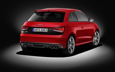 2014 Audi S1 Quattro [13] wallpaper