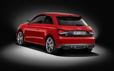 2014 Audi S1 Quattro [12] wallpaper