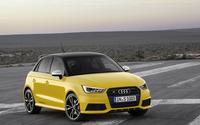 2014 Audi S1 Quattro wallpaper 1920x1200 jpg