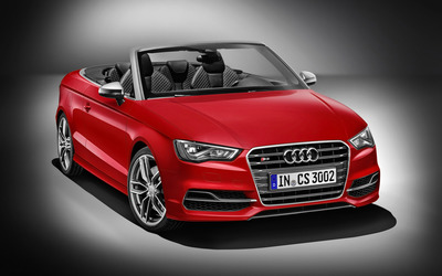 2014 Audi S3 Cabriolet [3] wallpaper