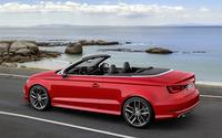 2014 Audi S3 Cabriolet [9] wallpaper 2560x1600 jpg