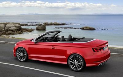 2014 Audi S3 Cabriolet [9] wallpaper