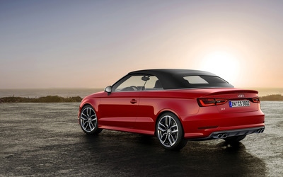 2014 Audi S3 Cabriolet [12] wallpaper