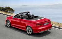 2014 Audi S3 Cabriolet [17] wallpaper 2560x1600 jpg