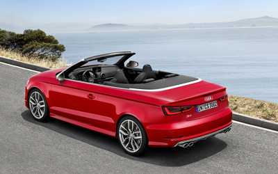 2014 Audi S3 Cabriolet [17] wallpaper