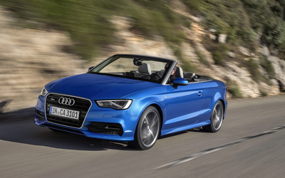 2014 Audi S3 Cabriolet [15] wallpaper