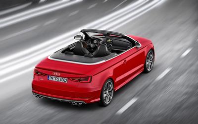 2014 Audi S3 Cabriolet [18] wallpaper