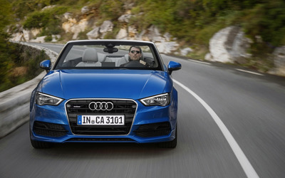 2014 Audi S3 Cabriolet [8] wallpaper
