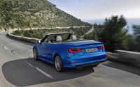 2014 Audi S3 Cabriolet [7] wallpaper 2560x1600 jpg