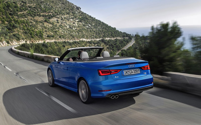 2014 Audi S3 Cabriolet [7] wallpaper