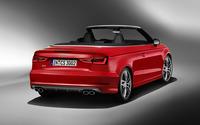 2014 Audi S3 Cabriolet [19] wallpaper 2560x1600 jpg